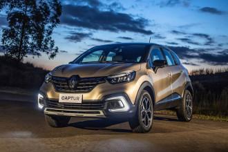 Renault Captur 2022 chega mais potente e equipado