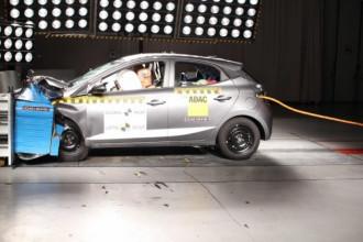 Hyundai HB20 é rebaixado para uma estrela no teste de colisão