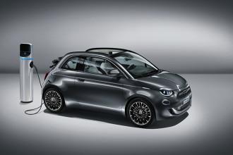 Fiat apresenta o Novo 500 100% elétrico