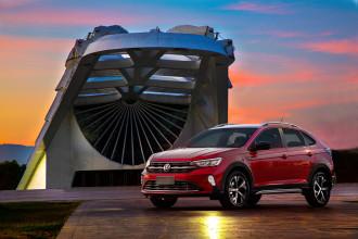 Nivus é o 1º carro da VW Brasil desenvolvido de maneira 100% virtual
