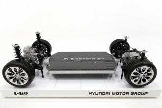 Grupo Hyundai Motor avança na era da eletrificação com plataforma dedicada