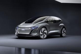Novo conceito: o Audi AI:ME