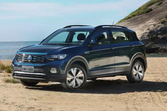 Volkswagen T-Cross ganha novos opcionais