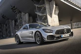 Mercedes-AMG GT R PRO chega ao Brasil