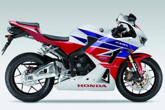 Honda revela a nova CBR 600RR