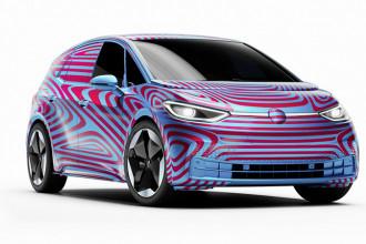 Volkswagen inicia na Europa pré-venda do ID.3
