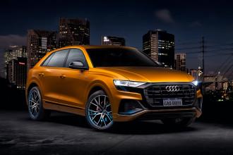 Audi Q8 é o mais tecnológico da Família Q