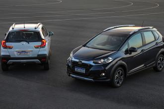 Honda apresenta o novo WR-V 2021