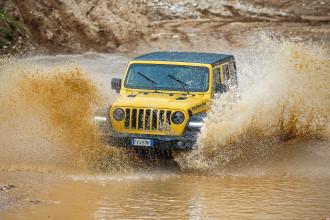 Jeep Wrangler ganha principal homenagem de premiação de revista alemã