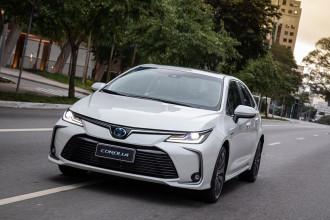Novo Corolla 2020 supera expectativas