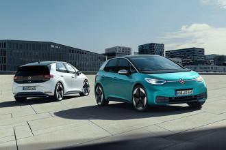 Volkswagen ID.3 é o primeiro modelo elétrico da marca