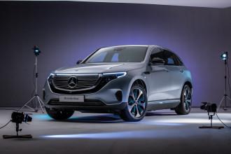 Mercedes-Benz inicia as vendas do EQC 400