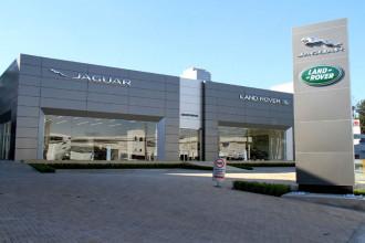 Jaguar Land Rover, agora em Alphaville