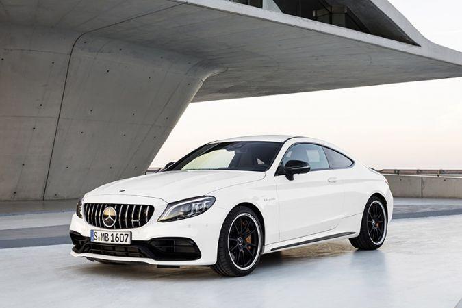 Novos modelos Mercedes-AMG C 63 chegam ao Brasil em três versões