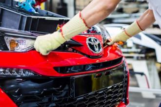 Toyota projeta crescimento de 9,5% em 2019