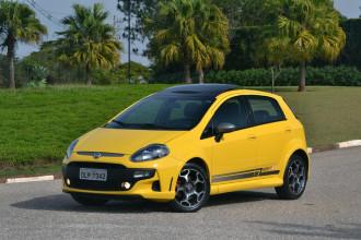 Avaliação: Fiat Punto T-Jet