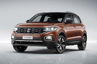 """Volkswagen T-Cross é o """"SUV"""" mais barato para reparar"""