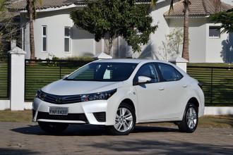 Avaliação: Toyota Corolla GLi
