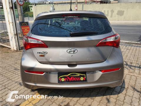 Hyundai HB20 1.0 COMFORT PLUS 12V FLEX 4P MANUAL 4 portas