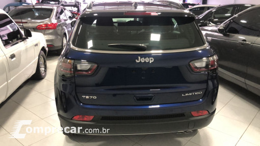 JEEP COMPASS 1.3 T270 Turbo Limited 4 portas