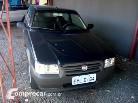 Fiat Uno Mille Way 1.0 2 portas